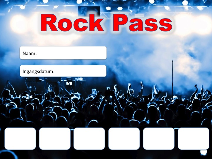 rockademy rock pass