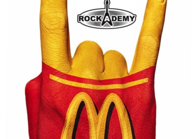 Mc Rockademy party